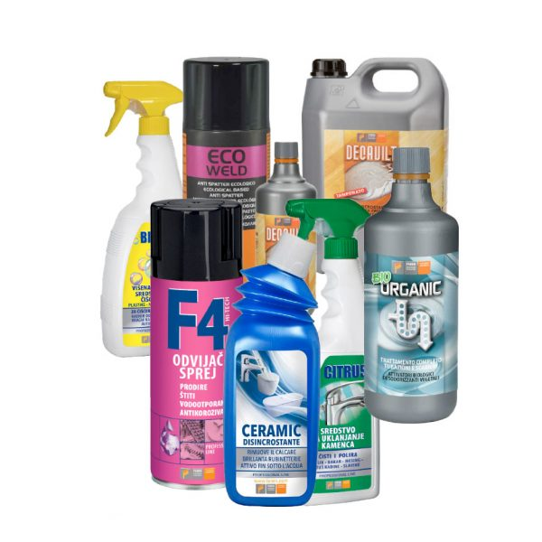Cleaning & Maintaining products